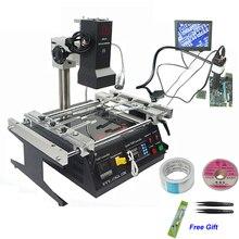 LY IR6500 V.2 Инфракрасная паяльная станция BGA реболлинг машина с CCD камера система для материнских плат Ремонт