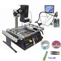 Ly ir6500 v.2 estação de retrabalho bga infravermelho reballing máquina com sistema de câmera ccd para placas-mãe reparação