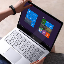 Original 13.3 Inch Xiaomi Mi Notebook Air Fingerprint Recognition Intel Core i5-7200U 2.5GHz 8GB RAM Gaming Laptops Windows 10