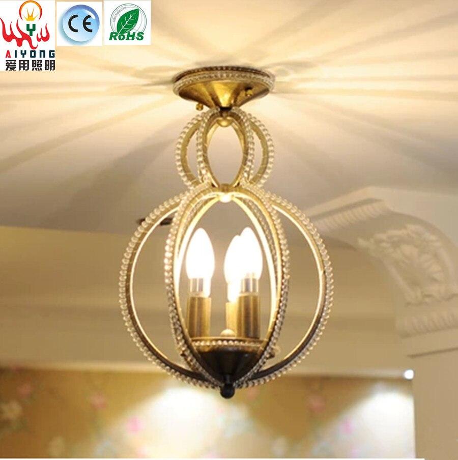 Acquista all'ingrosso online lampadario luce di soffitto da ...