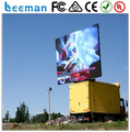 Leeman HD RGB led mobile truck тв экраны