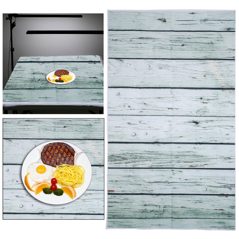 3x5ft flower wood wall vinyl background photography photo studio props - 5x3ft Wood Wall Photography Backdrop Photo Background Studio Props New China