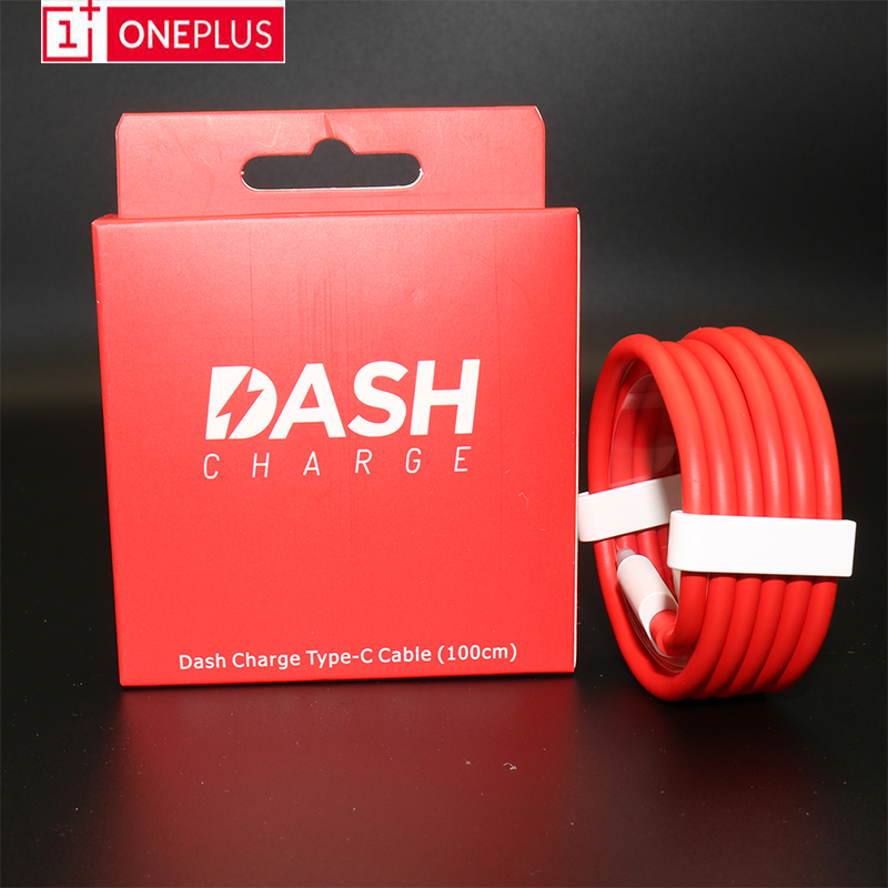 Original Oneplus 5T 5/3 Cable USB 3.1 Type C Dash Charger Tys
