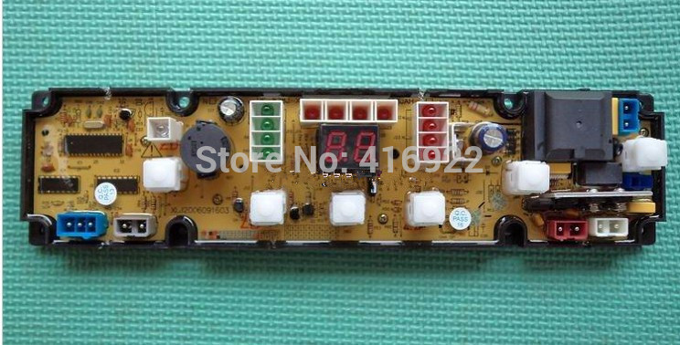 Free shipping 100% tested for Aux washing machine board XQB65-9767 Computer board HF-878A on sale free shipping 100% tested for meiling ncxq50 1c washing machine board xqb50 271 xqb46 168 hf 110 x motherboard on sale