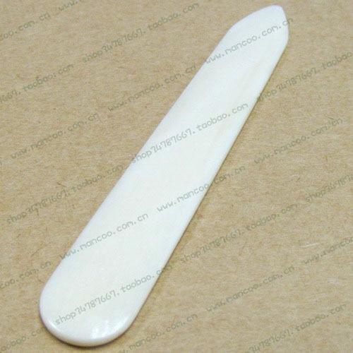 Ox Bone Knife Dash Knife Stain Scraper Diy Handmade Greeting Card Tools Cattle Knife Letter Opener Bone Folder
