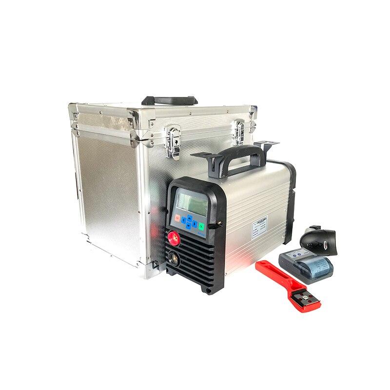 20-200 Automática máquina de solda Eletrofusão PEAD
