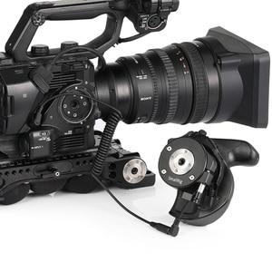 Image 5 - Smallrig Arri rozet + 2.5mm Lanc uzatma kablosu Sony fs5 kavrama adaptörü hızlı serbest bırakma ile montaj 2192