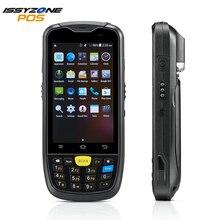 IssyzonePOS Android PosTerminalกันน้ำPDAอุตสาหกรรม 1D 2D Barcode Scanner 4G WiFi GPS BTโกดังข้อมูลเก็บPDA