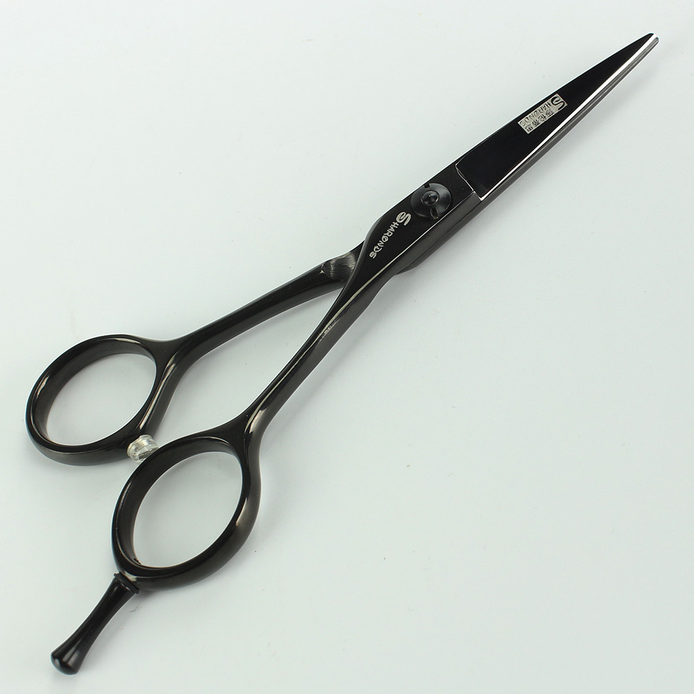 Sharonds 4 5 inch small hair scissors hair salon for hair styling hairdressing scissors tools stainless
