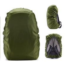 Mounchain 35L 45L регулируемый водонепроницаемый рюкзак с защитой от пыли дождевик сумка на плечо чехол дождевик защита на открытом воздухе Кемпинг Туризм