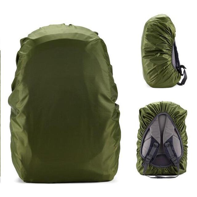 LumiParty 35L 45L Adjustable Waterproof Dustproof Backpack Rain Cover Shoulder Bag Case Raincover Protect Outdoor Camping Hiking