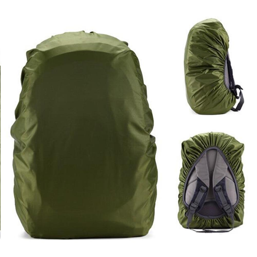 Mounchain 35L 45L Adjustable Waterproof Dustproof Backpack Rain Cover Shoulder Bag Case Raincover Protect Outdoor Camping Hiking