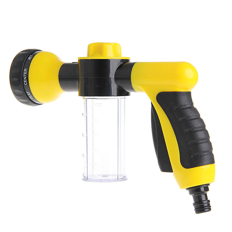 High Pressure Spray Wash Snow Foam Water Washer for Car Cleaning