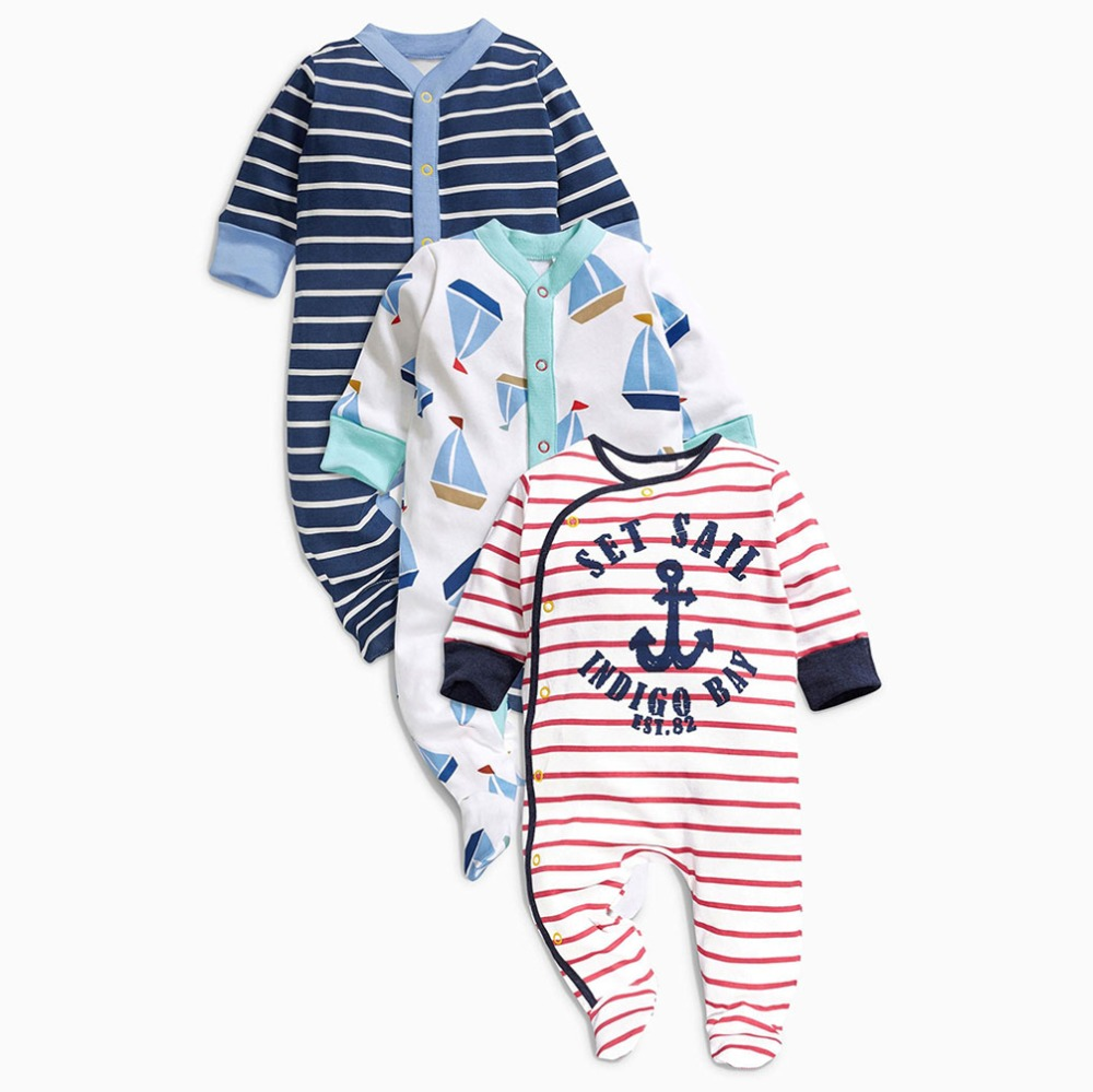 3pcs 2018newborn clothes for baby born rompers spring winter long sleeve 100cotton pajamas kids boy Girl clothing onesie costume baby boy set clothes winter baby lion girl sets clothing cotton new born long sleeve pajamas set baby outfit girls toddler suits