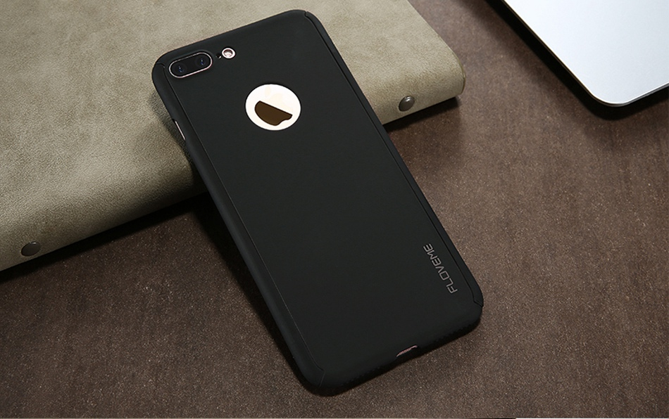 360 Coverage Tempered Glass Protective Shell
