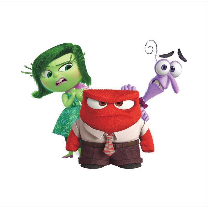 Aliexpress.com : Buy 2015 New Cartoon Movie Inside Out Wall ...