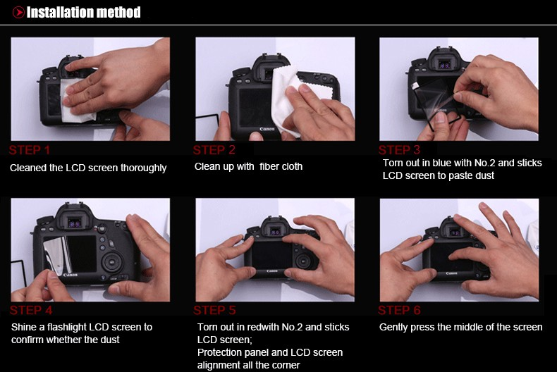 GGS IV 0.3mm Japanese Optical Glass LCD Screen Protector Cover for Fuji X-M1 X-A1 X-A2 Camera