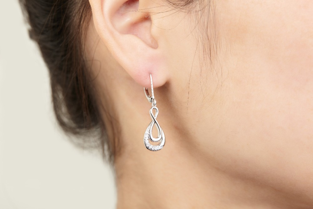 Real-925-Sterling-Silver-dangle-earring-for-women-Engagement-CZ-Diamond-for-Women-Wedding-Jewelry-making-100% (15)