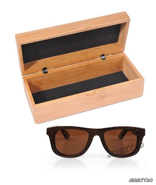 New 2016 Bamboo Sunglasses small size bamboo Sunglasses summer sunglasses