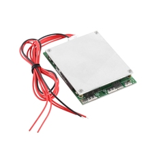 4S 100A 12V Protection Board For Lifepo4 Life 18650 Iron Phosphate Battery Bms Module With Balancing Function