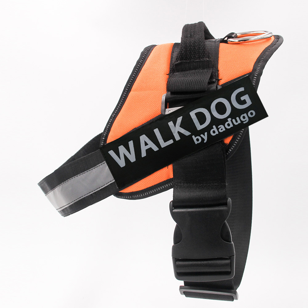 Dadugo pet Harness for Dog Harness Reflective Adjustable dog Harness xs/s/m/l/xl/xxl size 6 colors drop shipping 3
