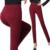 Alta cintura de las mujeres 2017 del Resorte delgado Invierno cálido terciopelo pantalones lápiz más el tamaño de las señoras formales trabajo de oficina pantalones pantalon femme