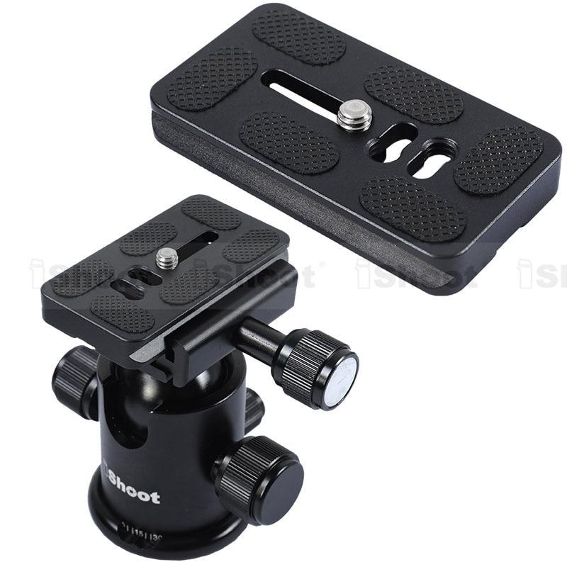 7x3.9cm Camera Lens Quick Release Plate for Tripod Ball Head ARCA-SWISS KIRK Wimberley