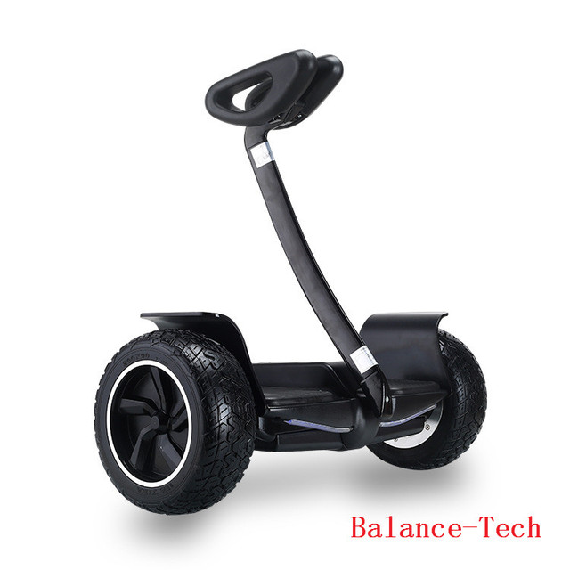 Hoverboard 9 Inch Arm Lever Balance Bike Two Wheel Electric Scooter Control Body Legs Off Road Vehicle