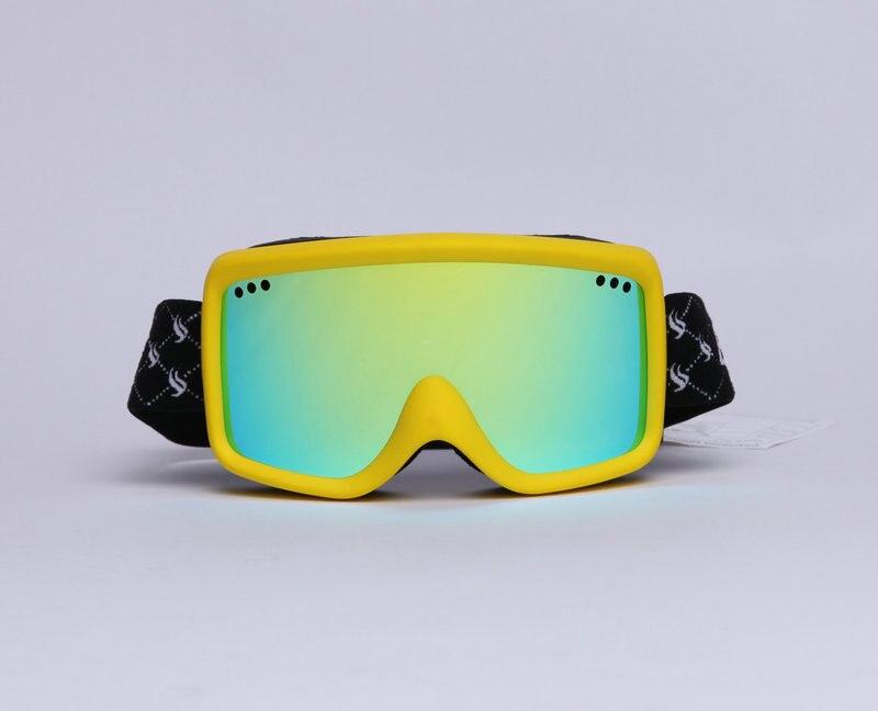 Быть хороший двойной линзы анти-туман большие сферические профессиональные лыжные очки разных цветов зимние очки для лыж очки снег-4000