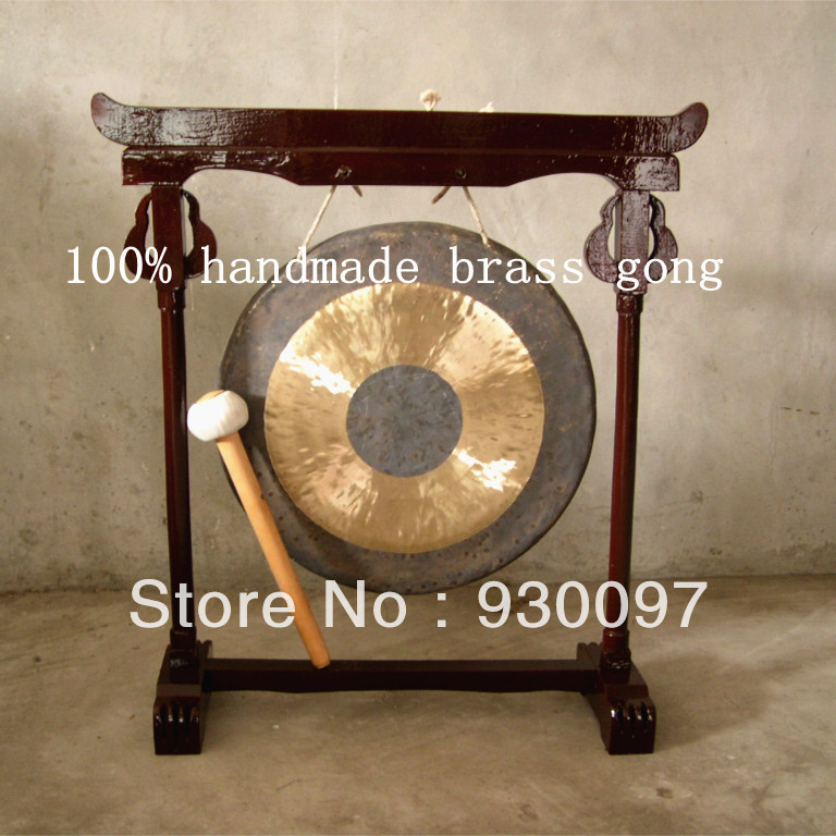 high quality brass ! 100% hand made chinese traditional 22''chao GONG