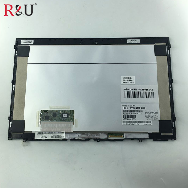 lcd screen display touch screen panel digitizer assembly For LENOVO Thinkpad X220T X220IT X230T X230IT multitouch LP125WH2-SLB3 lower case for lenovo thinkpad x220t x220 tablet x230t x230 tablet base bottom cover 04w1786 04w2077