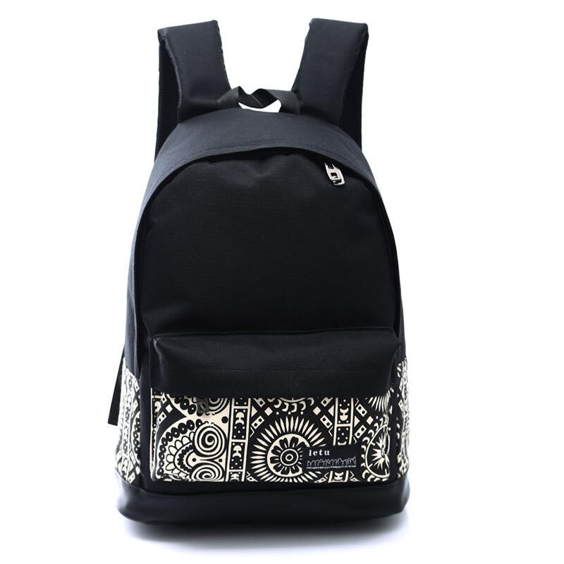 New 2019 Men Male Canvas black Backpack College Student School Backpack Bags for Teenager Mochila Casual Rucksack Travel DaypackNew 2019 Men Male Canvas black Backpack College Student School Backpack Bags for Teenager Mochila Casual Rucksack Travel Daypack
