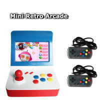 360 Video Games classical Family Game Console Portable Retro Mini Handheld Game Console 3 Inch 64bit Gift RETRO ARCADE