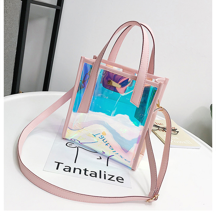 Clear Crossbody Bag Korean Style