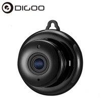 DIGOO DG M1Q 960P 2 8mm Wireless Mini WIFI Night Vision Smart Home Security IP Camera