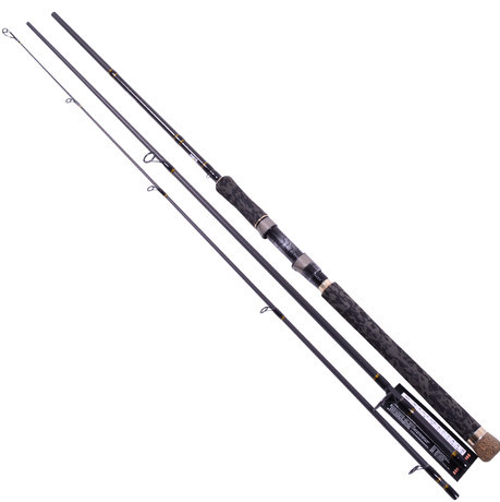 Buy super power 3 segments sections mh for Best freshwater fishing rods