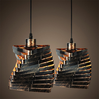 Vintage Creative Pendant Lights Loft Russia Pendant Lamp Retro Hanging Lamp Lampshade For Kitchen Dining Bedroom Home Lighting