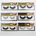 14 styles 1 pair Handmade Eyelashes 100% Real Horse Hair Natural Messy False Eyelashes Thick Long Fake Eye Lashes Eye Extension