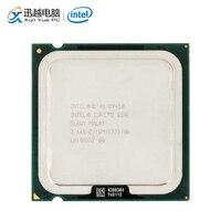 Intel Core 2 Quad Q9450 настольный процессор четырехъядерный 2,66 ГГц 12 МБ кэш FSB 1333 LGA 775 9450 б/у процессор