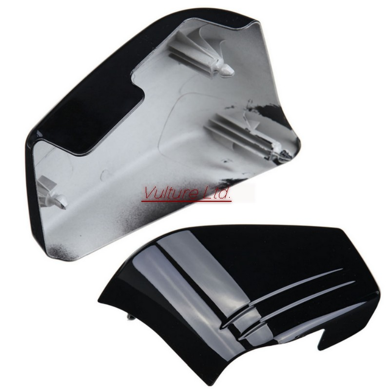 ФОТО Black Fairing Battery Side Cover For Honda VTX 1800 C VTX1800C Custom