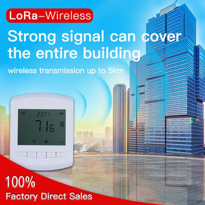 Image 4 - digital LCD display 470mhz wireless temperature humidity sensor 433mhz lora long range remote temperature humidity data logger