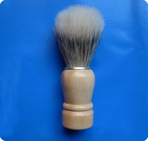 face shaving brush