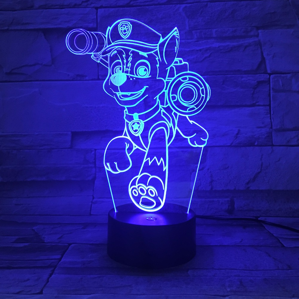 Luzes da Noite boy brilho 7 cores mesa Function 2 : Led Bulb/holiday Novelty Lighting/night Light