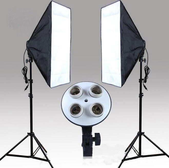 bilder für Professionelle Stativ Foto Rahmen Licht Kopf Folding Kamera Stativ TASCHENLAMPE LED-LICHT VIDEO KAMERA Foto Stativ