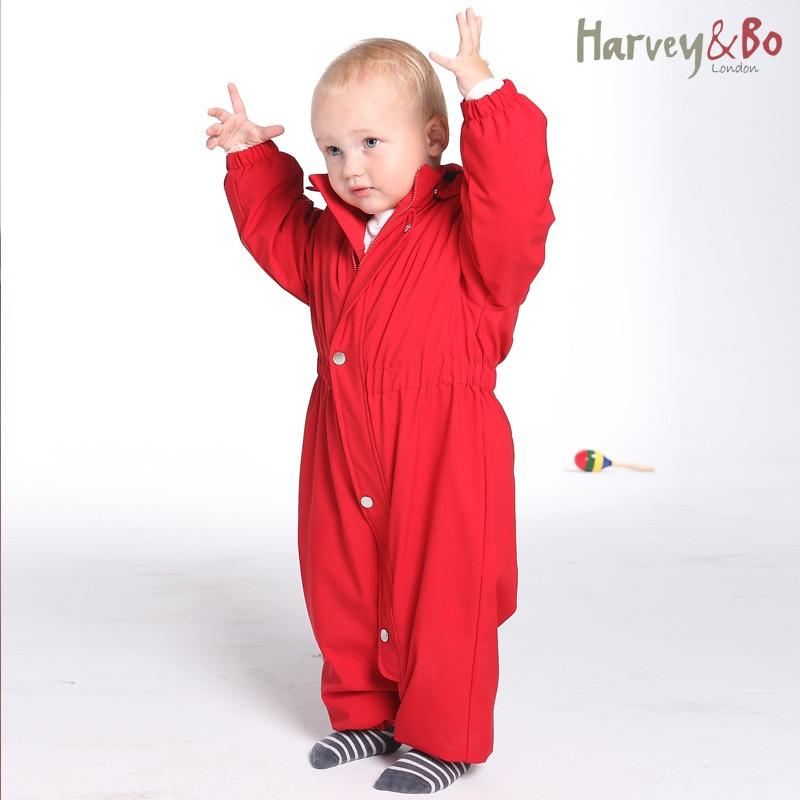 Harvey & Bo körpə qaranquş küləkə davamlı suya davamlı xarici - Körpələr üçün geyim - Fotoqrafiya 5