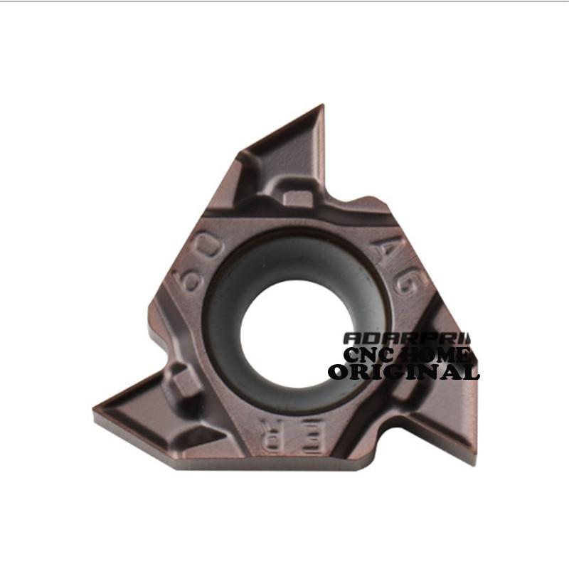 MITSUBISHI MMT 16ER MMT16ERA60-S MMT16ERAG55-S MMT16ERAG60-S MMT16ERG55-S MMT16ERG60-S VP15TF Threading Insert Lathe Cutter CNC