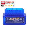 Super MINI ELM327 Bluetooth Scanner V2.1 Work for Android Torque Wireless Interface Auto CAN-BUS ELM 327 Support OBDII Protocols