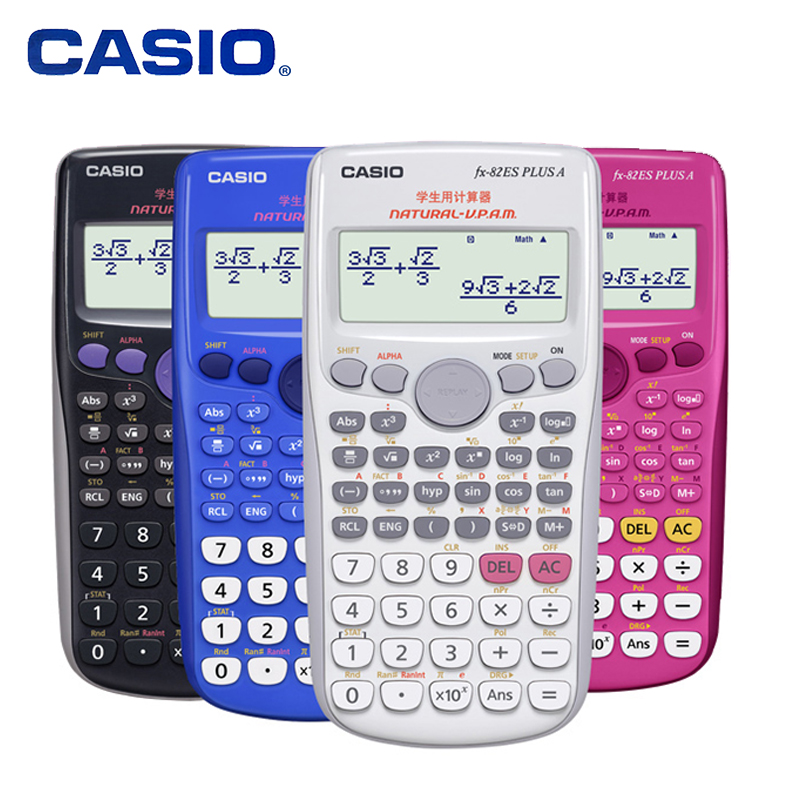 CASIO FX-82ES PLUS A Function Scientific Calculator Junior High School Examinations CPA EconomistCASIO FX-82ES PLUS A Function Scientific Calculator Junior High School Examinations CPA Economist
