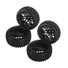 4Pcs RC 1 10 Racing Car On Road Climbing Tires Slip resistant Wheel Rim Drift Tyre