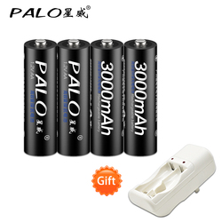4pcs 2a aa battery batteries 1 2v aa 3000mah ni mh pre charged rechargeable battery 2a.jpg 250x250
